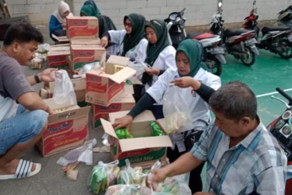 Peduli Korban Banjir Jakarta, PKB Dirikan Posko Dapur Umum