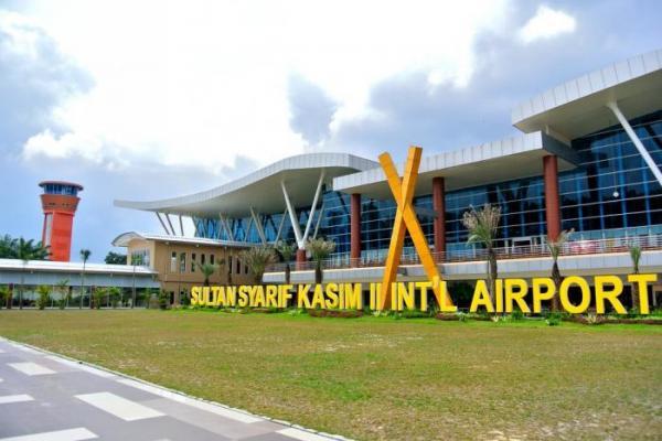 Bandara Sultan Syarif Kasim II Akan Tampung 5 Juta Penumpang di 2020