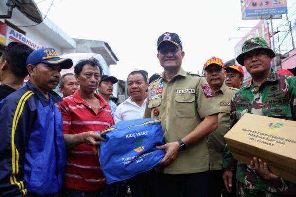 Kemensos Fokuskan ke Program-program Bantuan Sosial