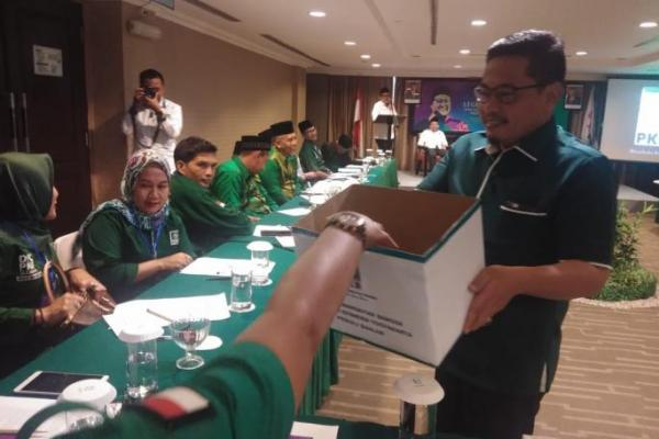 Anggota Fraksi PKB se DIY Galang Donasi Bantu Korban Banjir Jakarta