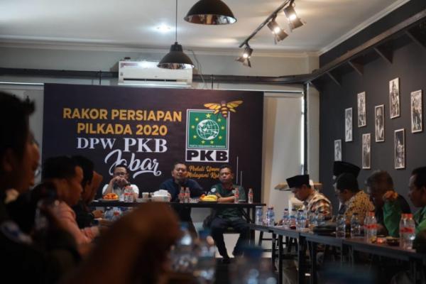 Jelang Pilkada, Huda Panggil Ketua DPC dan Fraksi PKB se-Jabar