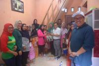 Gus Muhaimin Kembali Sambangi Warga Terdampak Banjir di Kampung Pulo