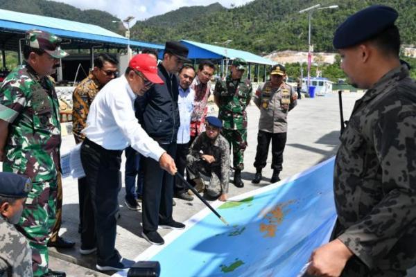 Presiden Jokowi Tegaskan Perairan Natuna Masuk Teritorial NKRI
