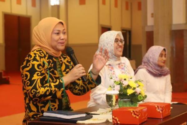 Ngopi Bareng Ratusan Pejabat, Ini Permintaan Khusus Menteri Ida Fauziyah