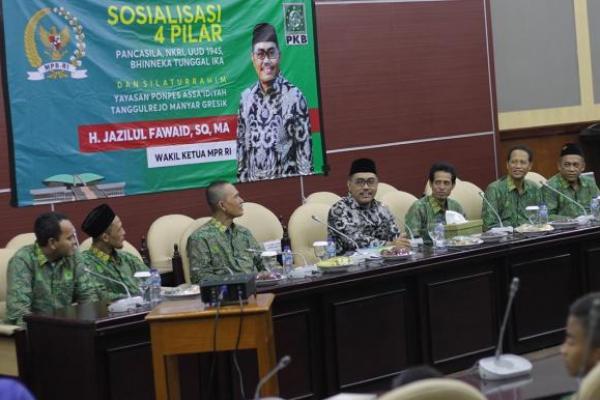 Jazilul Fawaid: Ibarat 'Rukun', Natuna Hilang NKRI Tidak Sah
