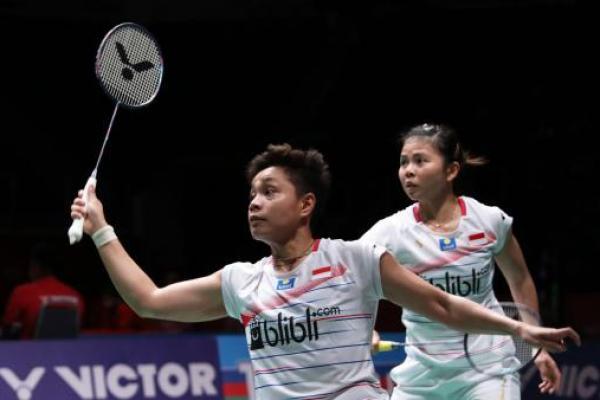 Greysia/Apriyani Amankan Tiket Perempat Final Malaysia Masters 2020