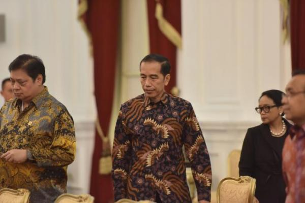 RUU Cipta Kerja, Presiden Jokowi: Pemerintah Buka Masukan dari Masyarakat