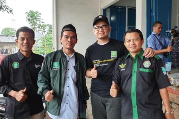 Garda Bangsa Bogor Bantu Korban Banjir Bandang di Sukajaya dan Cigudeg