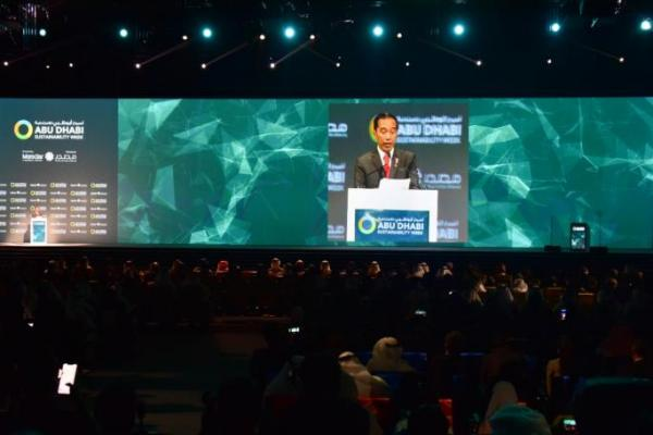Bicara di Forum ADSW 2020, Jokowi Ajak Berbagai Negara Investasi di Indonesia