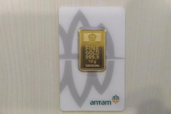 Harga Emas Rp925.000 Per Gram