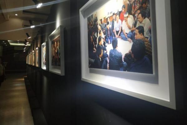 Radesa Institute Gelar Pameran Foto Satu Dekade Haul Gus Dur di Kantor PKB