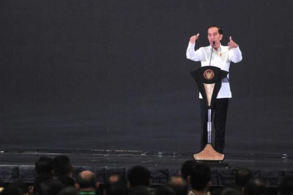 Bahas Persiapan Piala Dunia U-20, Jokowi Minta Cek Ke Lapangan