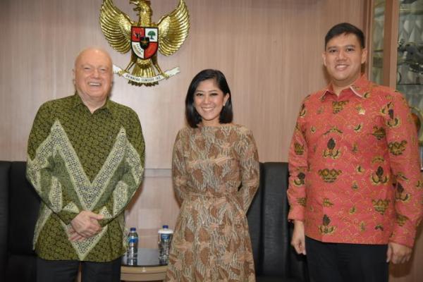 Komisi I DPR Terima Kunjungan Dubes Australia, Perkuat Hubungan Bilateral