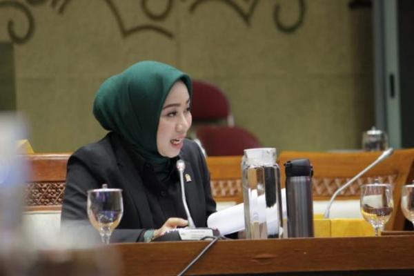 Ratna Juwita Tegas Minta Pemerintah Dukung Kemajuan Riset Nasional