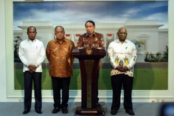 Menpora Zainuddin Amali: Persiapan PON di Papua Sudah Berjalan