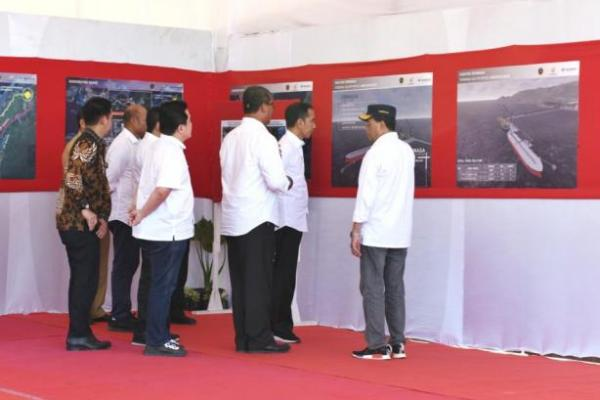 Tingkatkan Pariwisata Labuan Bajo, Presiden Jokowi Resmikan Hotel Inaya Bay