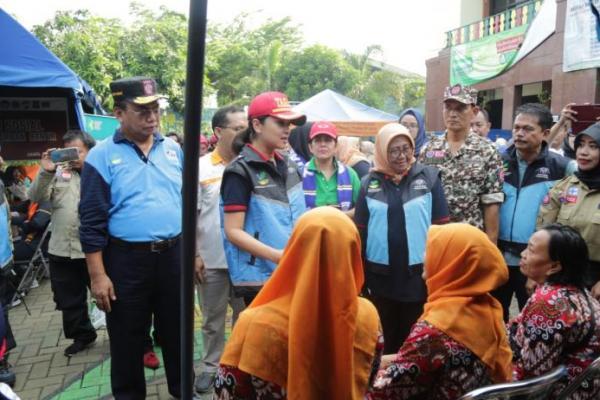 Grace Batubara Ajak Warga Cintai Lingkungan