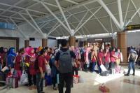 Langgar Aturan, Kemnaker Pulangkan 84 Calon Pekerja Migran Ilegal