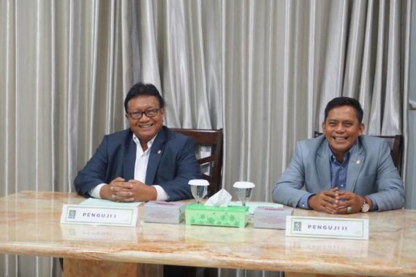 6 Kandidat Cagub Jambi Ikuti Fit and Proper Test di DPP PKB