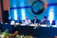 Gus Muhaimin Bicara Humanisme Islam di Depan Pimpinan Parpol Dunia