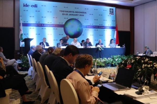 Executive Meeting CDI di Yogyakarta Hasilkan 10 Resolusi