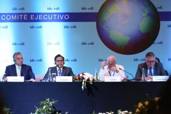 Dukung Perdamaian Dunia, Gus Muhaimin: PKB Siap Jadi Bagian CDI