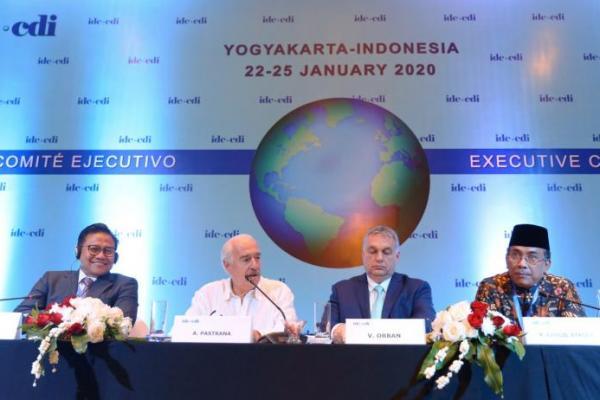 Gus Muhaimin: Eurasia Jadi Pusat Gravitasi Ekonomi Dunia
