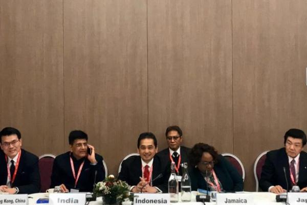 Menteri Dari PKB Hadiri Pertemuan Tingkat Menteri WTO di Swiss