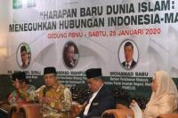 Ketua Umum PBNU dan Menteri Pertahanan Malaysia Bicara Perkembangan Islam Terkini