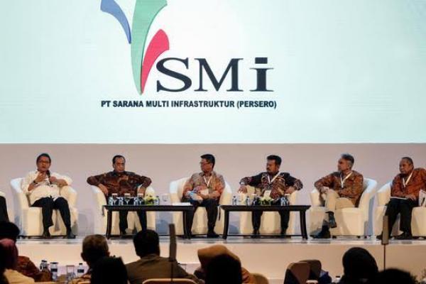 PT SMI Berikan Pinjaman ke 24 Pemda Senilai Rp 4,6 Triliun