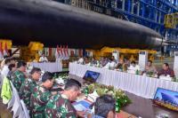 Presiden Jokowi: Pengembangan Alutsista Perkuat Industri Pertahanan Indonesia