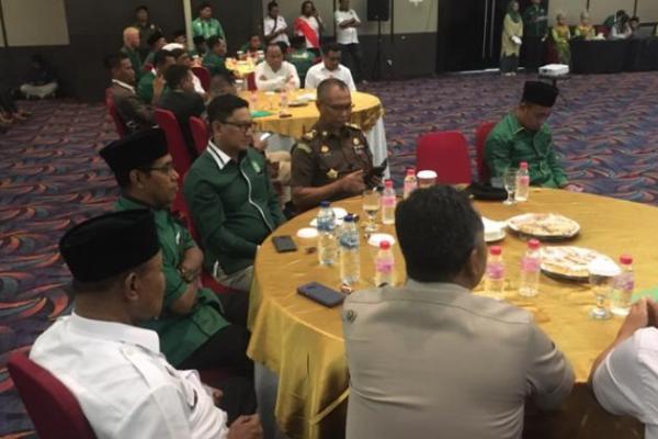 Wakapolda Hingga Wawalikota Ternate Hadiri Pembukaan Sekolah Legislator PKB Malut