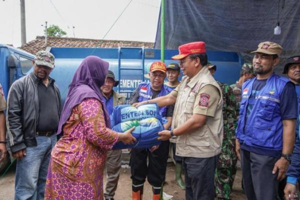 Kemensos Kirimkan Bantuan Logistik ke Daerah Terdampak Banjir