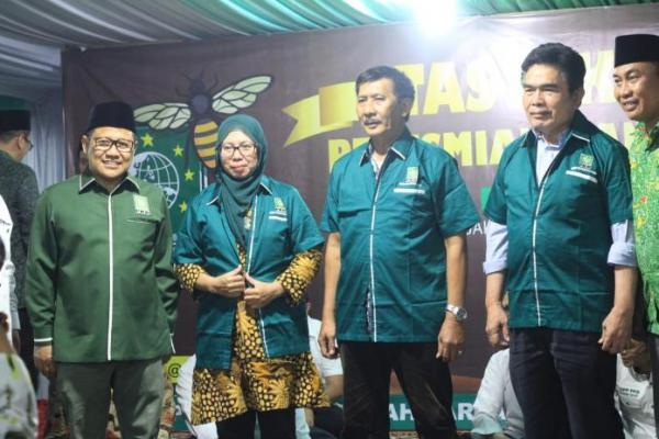 Cak Imin Sambut Baik Kader Hanura Jakbar Pindah ke PKB