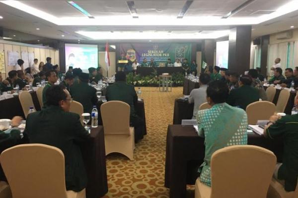 Abdul Wahid Harap Sekolah Legislator Tingkatkan Kapasitas Dewan dari PKB