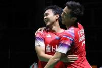 Top! Kalahkan Malaysia, Tim Putra Indonesia Pertahankan Gelar Juara Beregu Asia