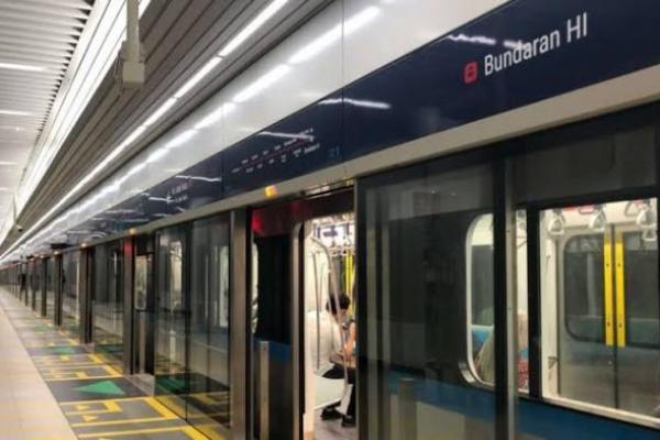 Ditargetkan Selesai 2024, Kontrak MRT Jakarta Senilai Rp 4,5 Triliun