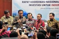 Hadir di Rakornas Investasi 2020, Presiden Ungkap Peluang Investasi Dalam Negeri
