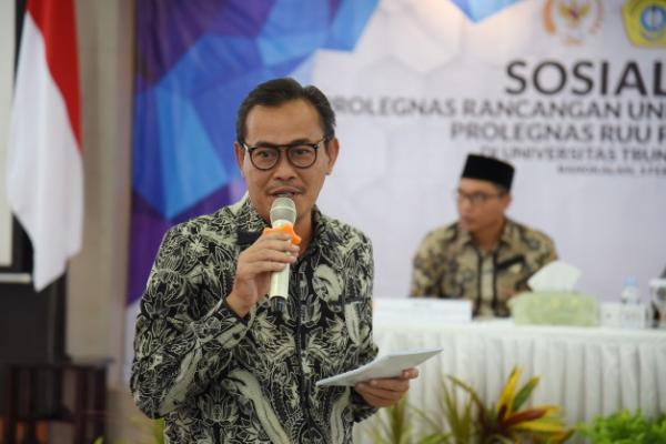 Legislator PKB Tegaskan Revisi UU ASN Jamin Kepastian Status Tenaga Honorer