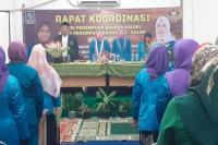 DPP Perempuan Bangsa Gelar Konsolidasi dengan DPW dan DPC se-Kalimantan Selatan