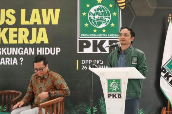 Selama Pro Lingkungan dan Agraria, PKB Akan Dukung RUU Omnibus Law