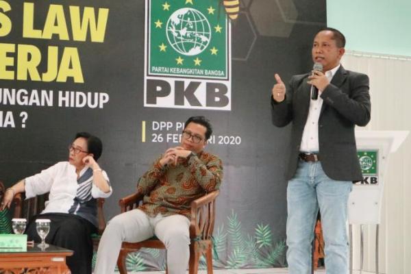 Mahawan Karuniasa: Omnibus Law Cipta Kerja Harus Pro Pembangunan Berkelanjutan