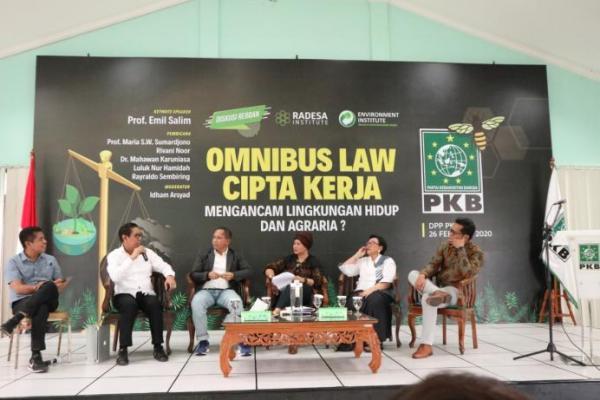 Tingkatkan Ekonomi, Prof Maria: Harus Selaras dengan Perlindungan Lingkungan
