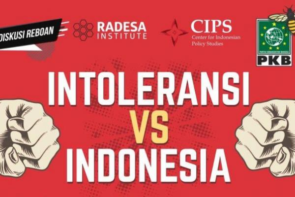 Radesa Institute Siap Gelar Diskusi Reboan `Intoleransi vs Indonesia`