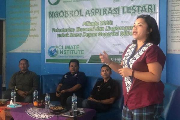 Mahawan Karuniasa: Sudah Saatnya KPU Berperan Tentukan Kondisi Lingkungan