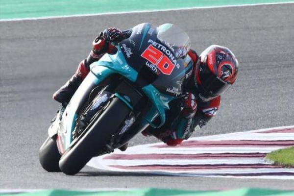 Jelang MotoGP Aragon, Fabio Quartararo Pantang Kibarkan Bendera Putih