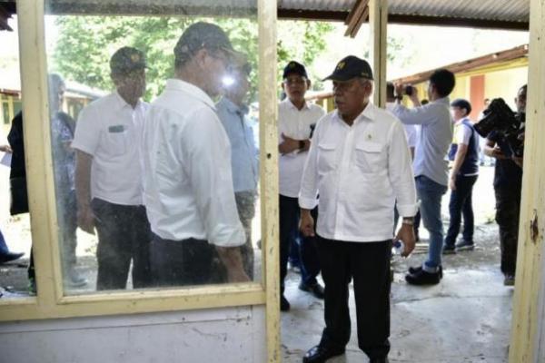 Kerahkan 1600 Pekerja, PUPR Optimis RS Corona di Kepri Rampung 28 Maret