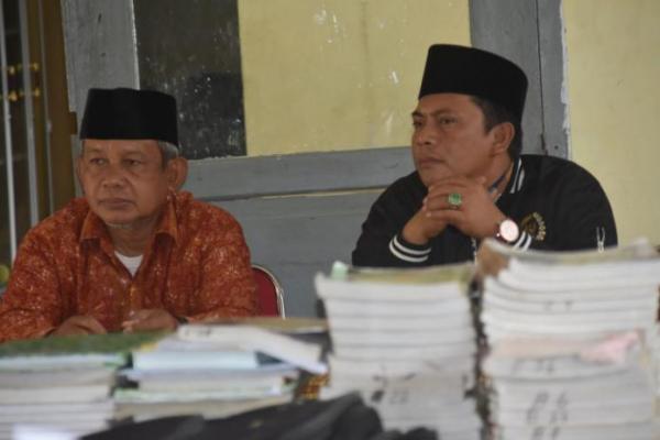 Sofyan Ali Dengarkan Keluh Kesah Guru Dipedalaman Jambi