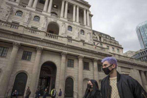 Bank Sentral Inggris Pangkas Suku Bunga Jadi 0,1%