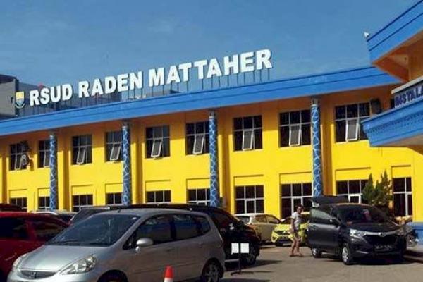 Alami Gejala Covid-19, Sekda Tebo Jambi Diisolasi di RSUD Raden Mattaher